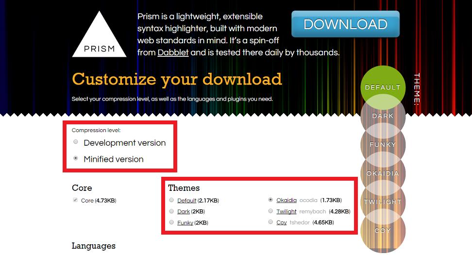 prismjs_download_top